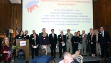 Montgomery County Republican Committee Honors the Late Frank Bartle at Spring Reception