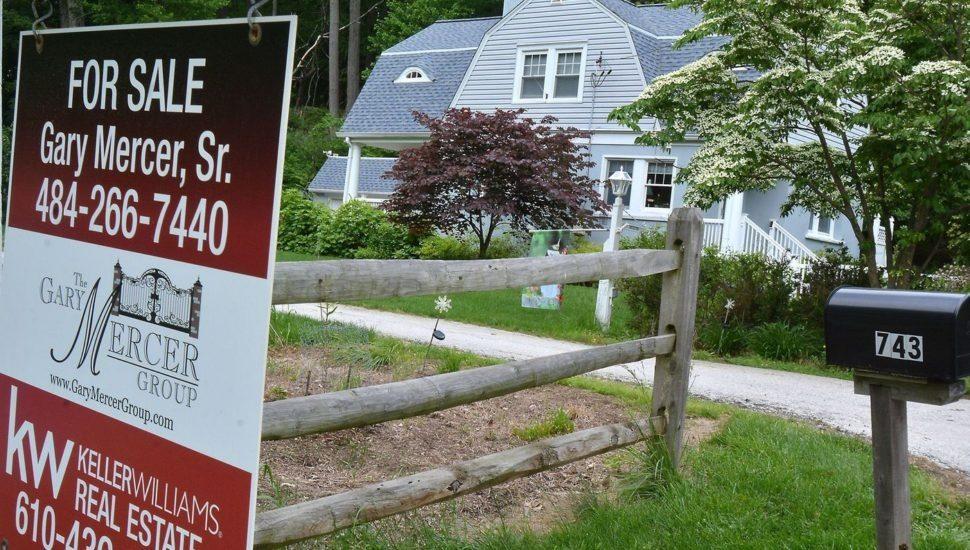 Montco house for sale real estate seller's market