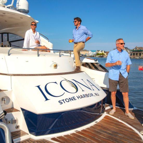 The ICONA Yacht