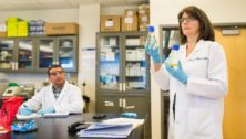 Professor Dr. Margaret Bryan science grant