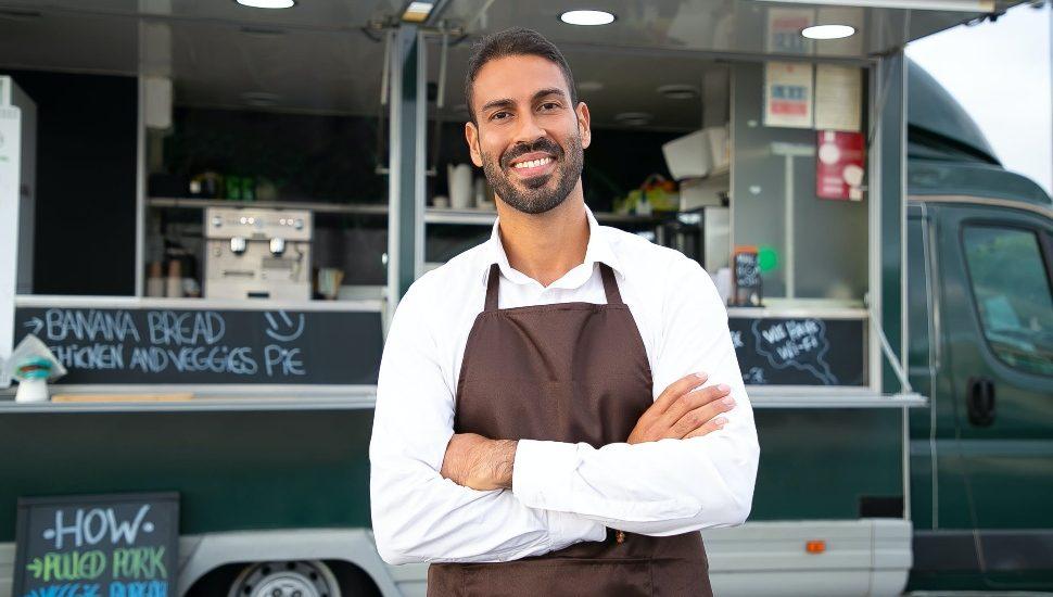 Food Truck Server