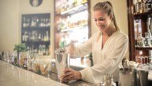 Montco female bartender KOP