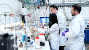 Maxona pharma scientists