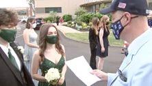 Springfield Township High School prom