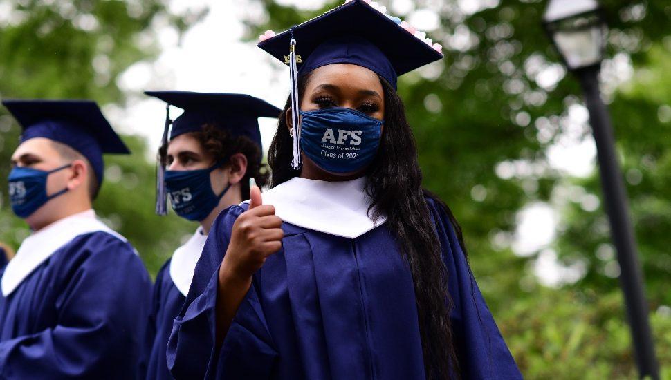 AFS Graduate Lives of Purpose