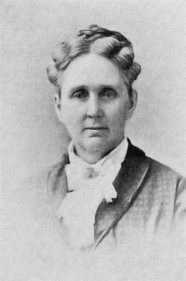 Anna Morris Holstein