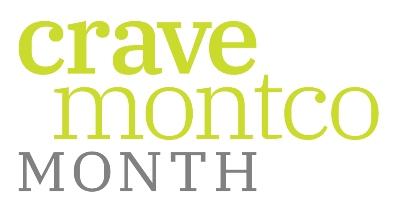 logo Crave Montco Month