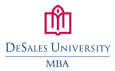 Don't Miss DeSales MBA Program's Power Breakfast on September 22