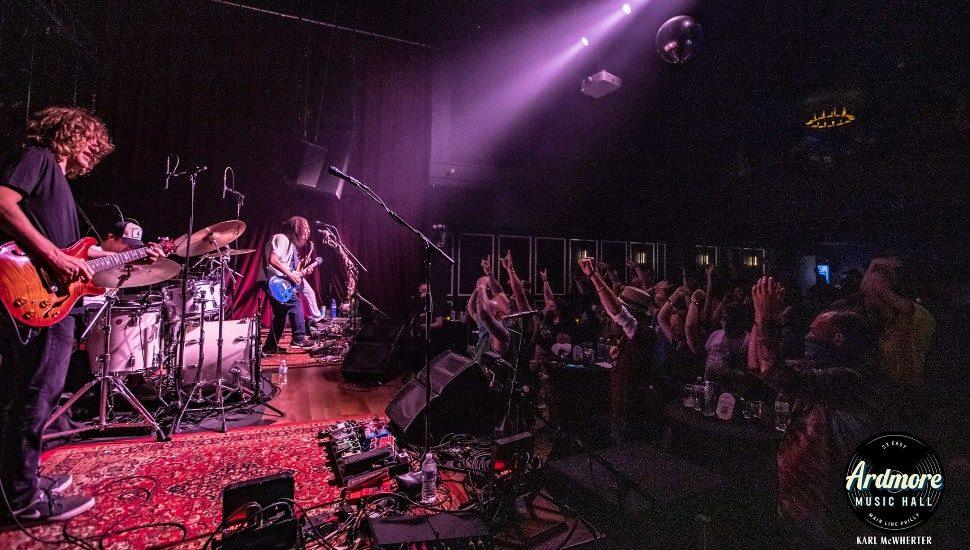 FB ardmore music hall