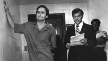 Ted Bundy arrested Montgomery county