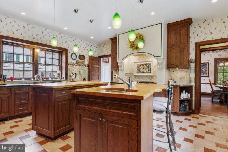 Wyncote kitchen real estate