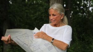 Lenape burial ground