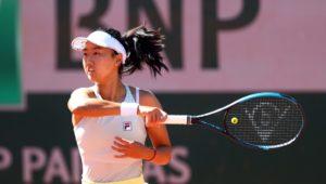 Ann Li Tennis Life Goals