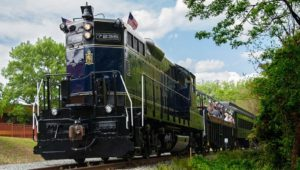 Scenic Train Rides Colebrookdale Railroad - The Secret Valley Line