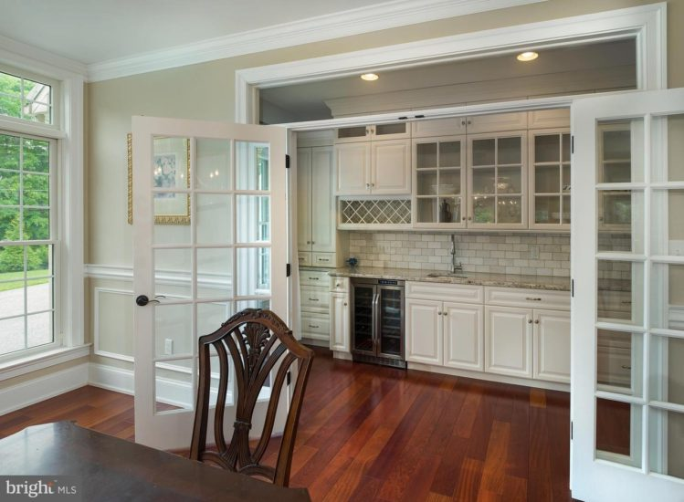 penn valley butler's pantry in house for sale