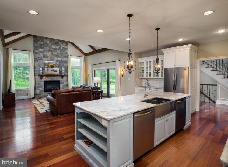 kitchen in montgomery county