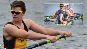 us olympic rowing
