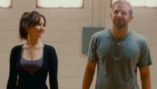 """Jennifer Lawrence and Bradley Cooper in a scene from """"Silver Linings Playbook."""""""