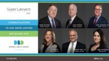 super lawyers Dischell Bartle Dooley