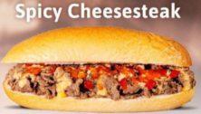 wawa spicy cheesesteak