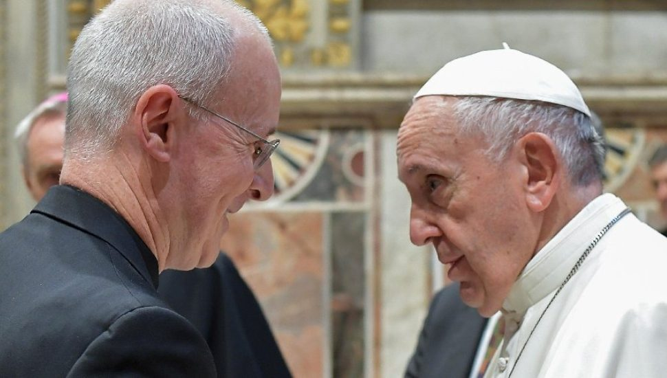 father jim and pope francis