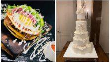 Valley Forge Crave Montco Chefs spotlight by tarlecki wedding cake