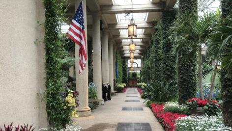 Longwood Garden Conservatory