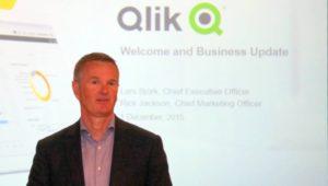 software firm Qlik
