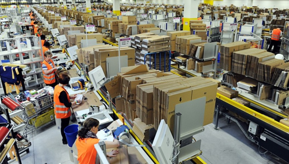 King of Prussia Amazon Workers Have Higher Chance of Ending Up with Serious Injury Than Most Other Warehouse Workers