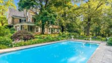 Ambler colonial house for sale