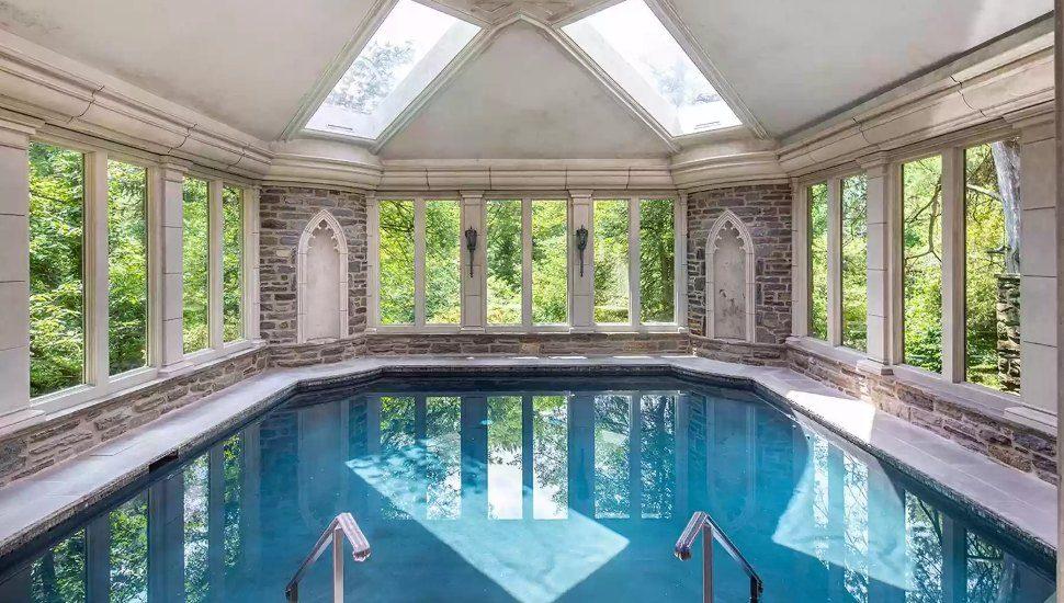 grays lane indoor pool COVER