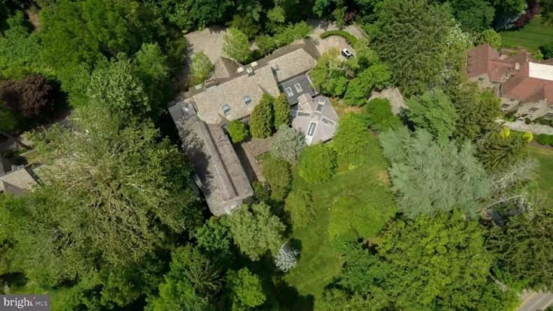 Grays Lane Manor in Haverford for sale.