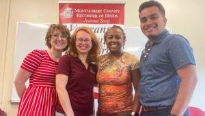 Montgomery County Recorder of Deeds Jeanne Sorg