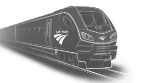 Siemens Mobility train set