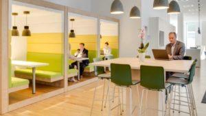 Regus workspace in king of prussia