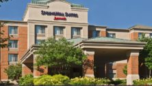Hotel Industry SpringHill Suites Philadelphia Willow Grove