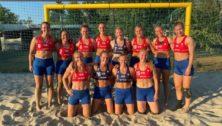 Women's Beach Handball Team