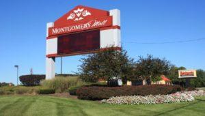 Montgomery Mall foreclosure