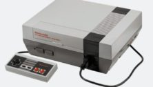 A mid-1980s Nintendo system and game cartridges yielded a huge windfall for the Goodwill store where they were donated.
