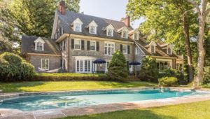 Edward Smith House in Ambler with pool