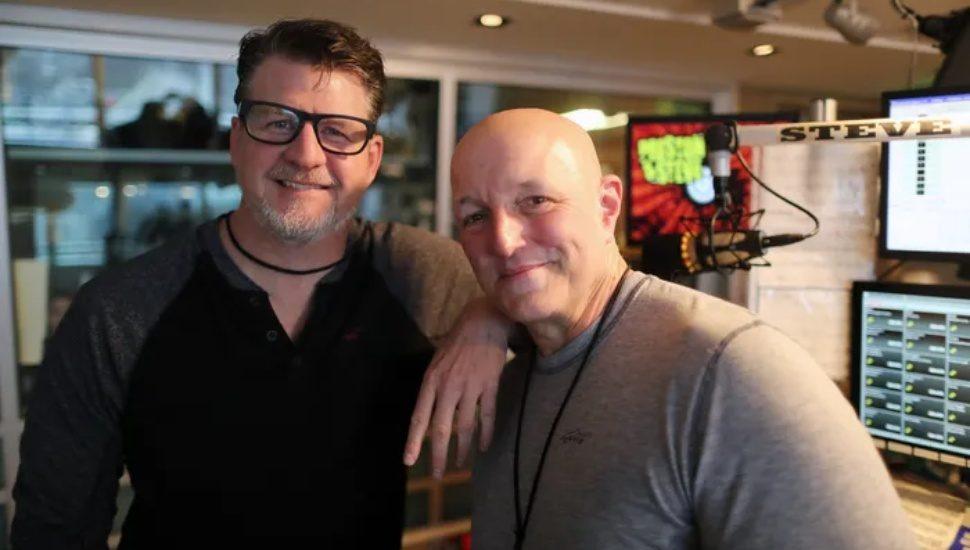 WMMR preston and steve radio hosts