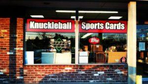 knuckleball sports cards