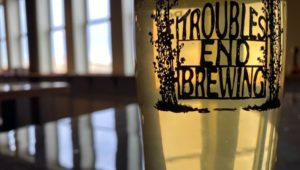 troubles end brewery