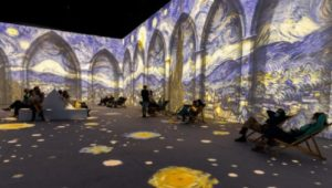 Van Gogh: The Immersive Experience Coming Later in August to the Tower Theater in Upper Darby.