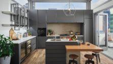 Let's Face It kitchen renovation.