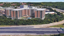 Planned apartment complex at the Plymouth Meeting Mall