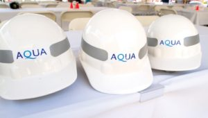 aqua utility helmets