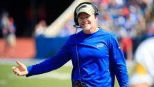 Buffalo Bills coach Sean McDermott
