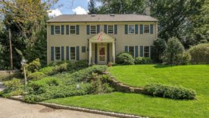 Traditional Colonial for sale in Bryn Mawr.