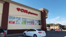 A CVS Pharmacy.